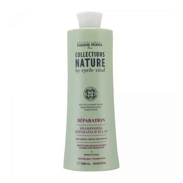 Eugene Perma - Shampooing Réparateur Eclat - Collections Nature - 500 Ml - Shampooings