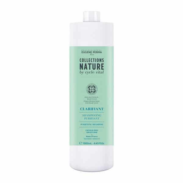 Eugene Perma - Shampoing Réparation Révélateur Éclat 1000 Ml - Shampooings