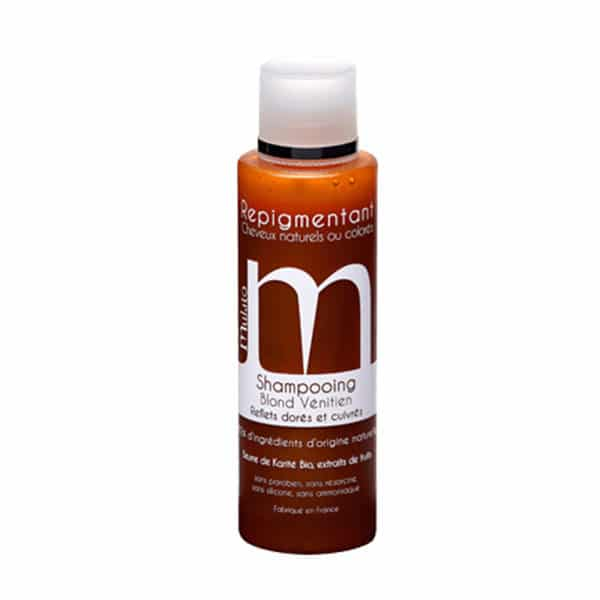 Mulato - Shampooing Repigmentant Blond Vénitien 200 Ml - Shampooings