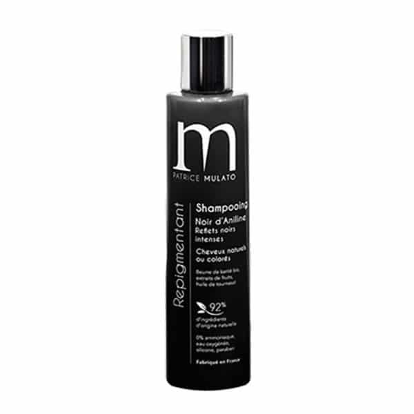 Mulato - Shampooing Repigmentant Noir D'Aniline 200 Ml - Shampooings