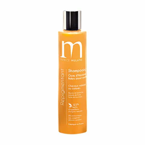 Mulato - Shampooing Repigmentant Ocre D'Havane 200 Ml - Shampooings