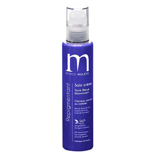 Mulato - Shampooing Repigmentant Terre Bleue 200 Ml - Shampooings