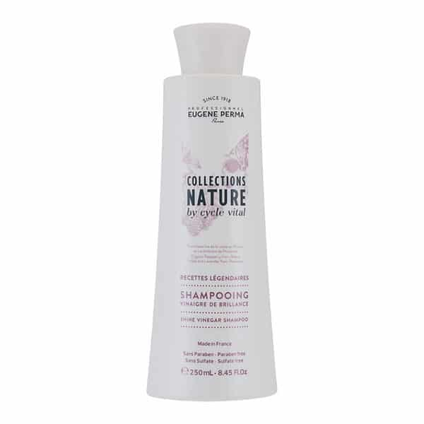 Eugene Perma - Shampooing Vinaigre De Brillance - Collections Nature - 250 Ml - Shampooings
