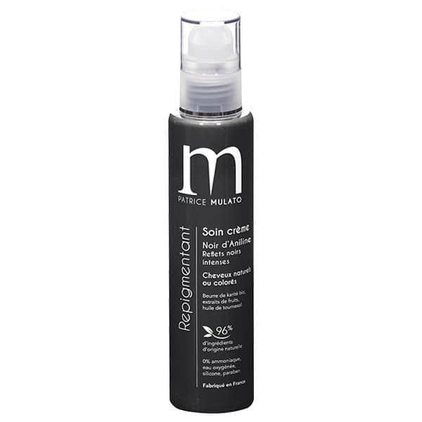 Mulato - Soin Repigmentant Noir D'Aniline 200 Ml - Soins Pour Les Cheveux