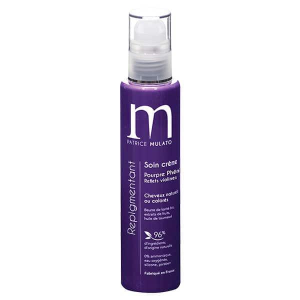 Mulato - Soin Repigmentant Pourpre Phénicien 200 Ml - Soins Pour Les Cheveux