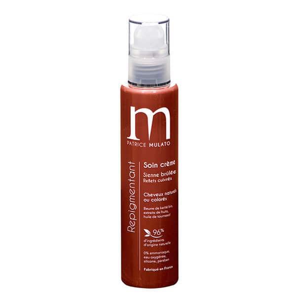 Mulato - Soin Repigmentant Sienne Brûlée 200 Ml - Soins Pour Les Cheveux