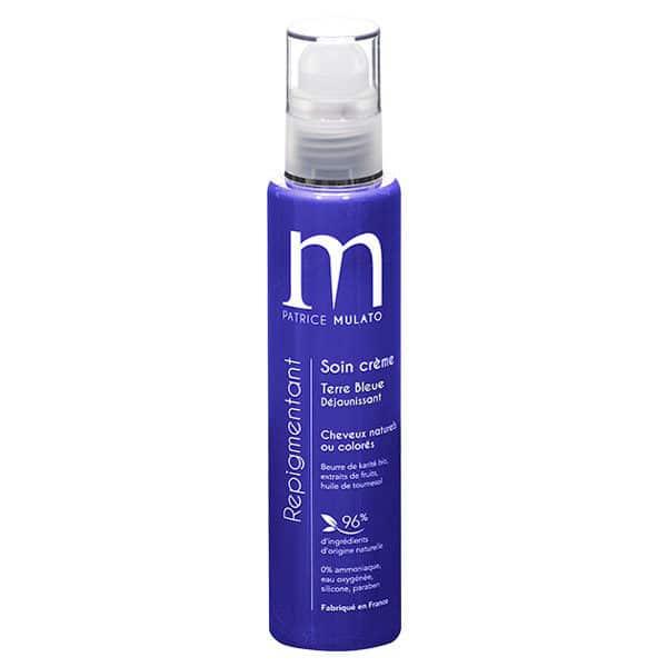 Mulato - Soin Repigmentant Terre Bleue 200 Ml - Soins Pour Les Cheveux