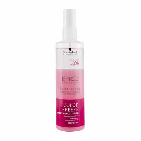 Schwarzkopf - Spray-Baume Éclat Couleur Bc Color Freeze - Produit Coiffant
