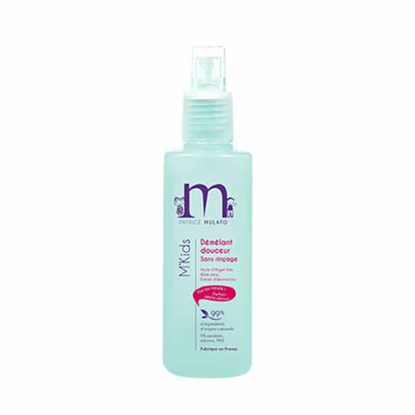 Mulato - Spray Démêlant Douceur Enfant 125Ml - Soins Pour Les Cheveux