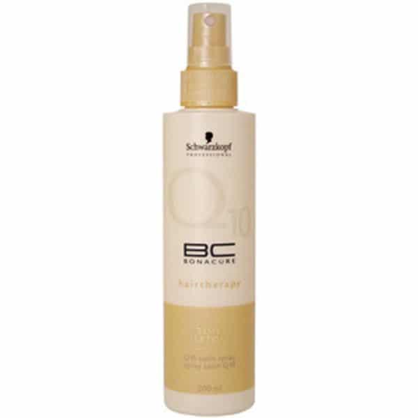 Schwarzkopf - Spray Régénérateur Bc Time Restore - Soins Pour Les Cheveux