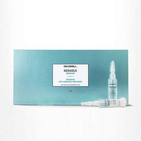 Goldwell - Traitement Intensif Anti-Chute Kerasilk Repower - Soins Pour Les Cheveux