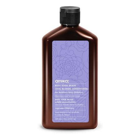 Amika Apres Shampooing Bust Your Brass 300ml