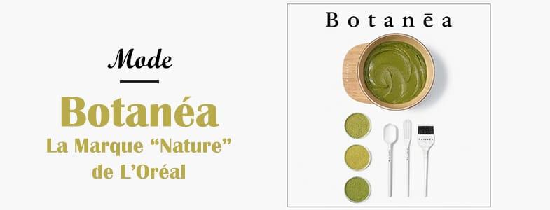 Botanéa - La marque Nature de l'Oréal
