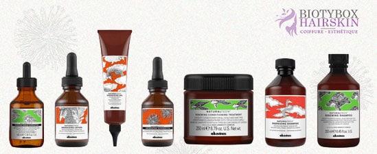 La gamme de produits Davines disponibles dans notre boutique