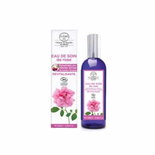 elixirs eau de soin de rose revitalisante