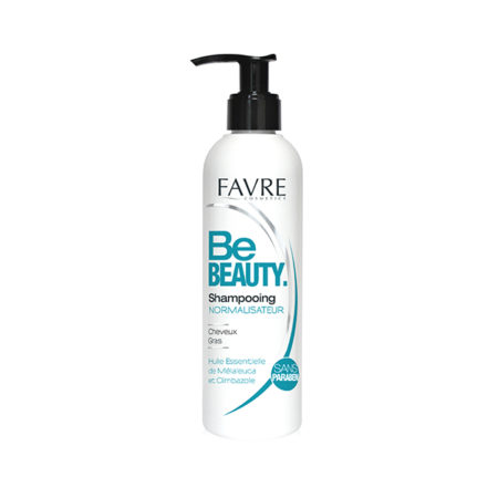 favre cosmetics be beauty shampooing normalisateur