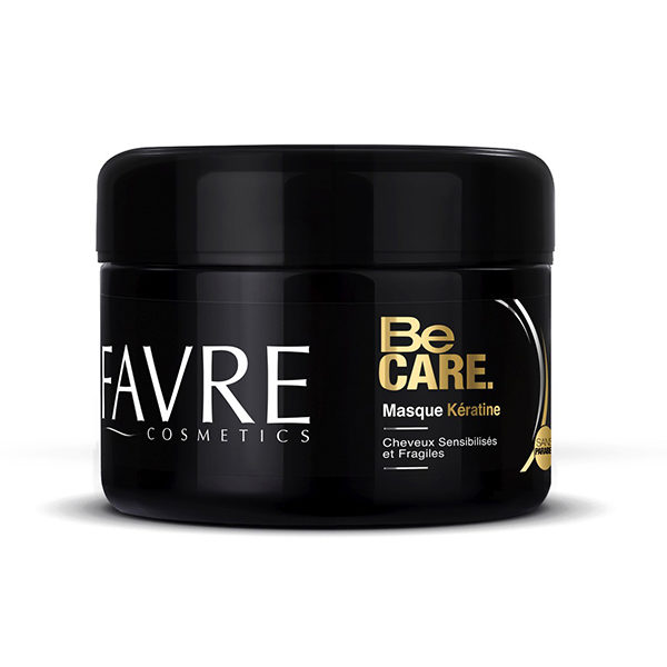 favre cosmetics be care masque kératine