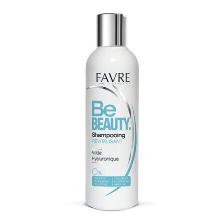 favre cosmetics shampooing revitalisant be beauty